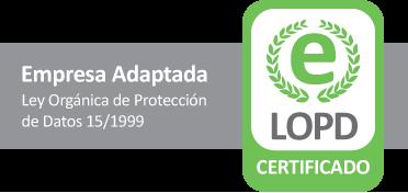 Perytas, empresa scertificada en el cumplimiento de la LOPD